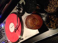 Orange Losing Your Marbles Limited Edition Serato control vinyl