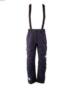 Kappa Men Italian Alpine Team FIS Half Zip Pant - Blue Nights