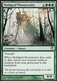 Moldgraf Monstrosity from Innistrad at TCGplayer.com as low as $0.07