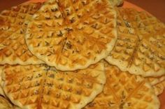 Pastry And Bakery, Savory Snacks, Strudel, Baking Tips, Feta, Waffles, Sandwiches, Deserts, Food And Drink