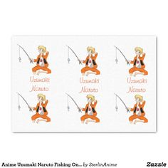 Anime Uzumaki Naruto Fishing On A Hot Summer Day Tissue Paper