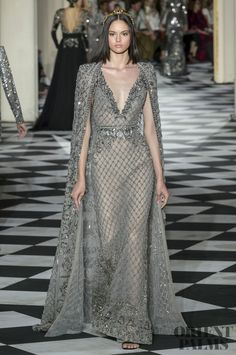 Zuhair Murad Fall-winter – Couture – www.c… – ©ImaxTree Zuhair Murad Fall-winter – Couture – www.c… – ©ImaxTree Fall Dresses, Elegant Dresses, Modest Dresses, Runway Fashion, Fashion Show, Gothic Fashion, Style Haute Couture, Gowns Couture, Juicy Couture