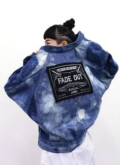 PUNK -limited edition- Bomber Jacket | FADE OUT Label