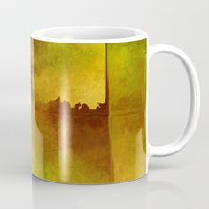 Buy Abstract texture green and brown Mug by Christine baessler. Worldwide shipping available at Society6.com. Just one of millions of high quality products available.