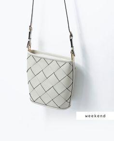 #zaradaily #weekend #woman #bags