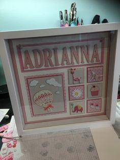 STAMPIN up framed, STAMPIN up sampler. 3d Frames, Collage Frames, Collages, 3d Cards, Stampin Up Cards, Fundraising Crafts, Box Picture Frames, Baby Frame, Framed Pictures