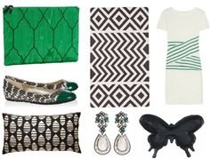 a brilliant board by Blair of Delight by Design. I want all of these items (especially those earrings by nak armstrong!)