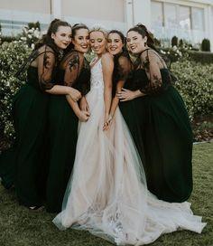 Beautiful bridesmaid dresses Beautiful Bridesmaid Dresses, Wedding Dresses, Wedding Photography, Party, Instagram, Fashion, Bride Dresses, Moda, Wedding Gowns