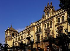 The Best Wonderful Hotel In Seville Spain Places Pinterest And Sevilla