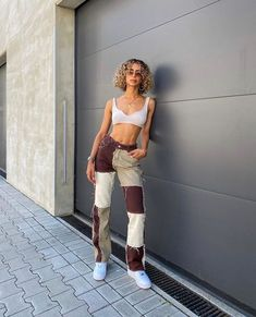 Indie Outfits, Retro Outfits, Cute Casual Outfits, Summer Outfits, Fashion Outfits, Womens Fashion, Women's Casual, Fashion Ideas, Winter Outfits