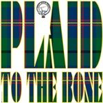 """Carmichael Clan Tartan the Crest """"A dexter hand and arm in pale armed and holding a broken spear proper"""". Carmichael Clan Motto is """"Tout jour prest"""", translated as """"Always ready"""". MacRory Mor"""