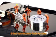 8 Best Data Recovery Tools For Linux