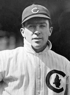 Joe Tinker. Cubs SS. Inducted 1946