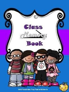 ~Customizable~ End of the Year Memory Book