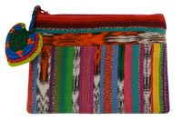 Guatemalan Recycled Rainbow Coin Purse at The Animal Rescue Site