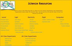 Grav is an easy to use, yet powerful, open source flat-file CMS Primary Science, Science Curriculum, Science Resources, Learning Resources, Science Ideas, Math Sites, Empowering Parents, National School, Busy Life