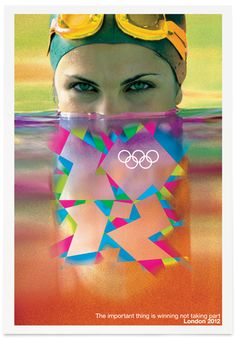 2012 Olympics poster
