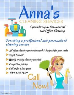 Flyer for Cleaning Services Luxury Copy Of Cleaning Service Template Cleaning Service Flyer, Cleaning Flyers, Office Cleaning Services, Commercial Cleaning Services, Cleaning Business Cards, Cleaning Companies, Cleaning Checklist, Cleaning Tips, Deep Cleaning