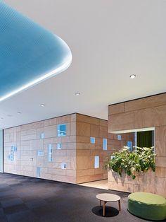 SAP Innovation Center Potsdam, Potsdam, 2013 - SCOPE office for architecture