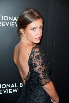 Adele Exarchopoulos Photos: Arrivals at the National Board of Review Awards Gala