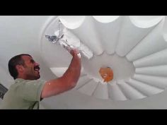 Small spaces can afford an upgrade so why not. Check out this video from Quantum Tech HD: Highly Creative Workers That Are On Another Level Bar Top Epoxy, Epoxy Countertop, Curtain Rod Brackets, Ceiling Treatments, Youtube, Diy Home Improvement, Ceiling Design, Diy Wall Decor, Diy And Crafts