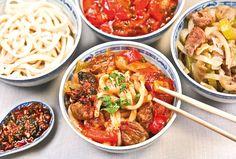 Лагман по-уйгурски от www.dunduk-culinar.ru