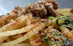 Sicilia- spaghetti con uova di pesce spada