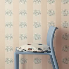 Calder by Jane Churchill. The Interior Library, Dublin. Wallpapers, Fabrics, Curtains, Trimmings. Interior Design Trade showroom, Dublin, Ir...