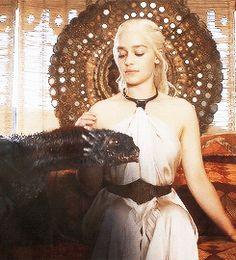 Khaleesi  love scenes | Game of Thrones - Khaleesi [Daenerys|Emilia] #16: Because a dragon is ...