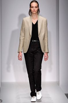 London Fashion Week Day 3 Margaret Howell Spring/Summer 2015  Ready to wear  14 September 2014