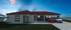 3 Bedroom House Plans - My Building Plans South Africa My House Plans, Family House Plans, My Building, Building Plans, Home Design Plans, Plan Design, Single Storey House Plans, House Plans South Africa, Floor Layout