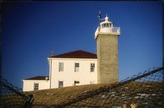 Watch Hill Lighthouse 1 Westerly RI 8x10 by 630photo on Etsy #RI #Watchhill #photography