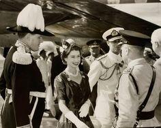 HM Queen Elizabeth II in Uganda, 1954 | Royal Collection Trust