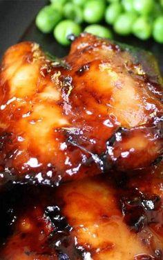 Recipe for Hawaiian Grilled Huli Huli Chicken - This Hawaiian Grilled Huli Huli Chicken recipe is seriously amazing! It's the first recipe I always make when I dust off the grill.