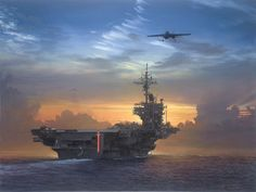 """Sunset Recovery by William S. Phillips LIMITED EDITION CANVAS Image size: 28""""w x 21""""h. Limited Edition of: 75"""