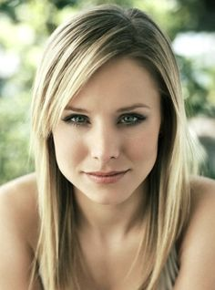 Kristen Bell One of my celebrity crushes!