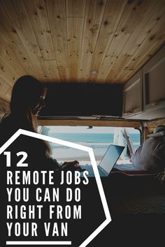 Do you have a dream of becoming a digital nomad, traveling in their van or RV full-time? Remote jobs are a perfect way to make a remote income with no experience.