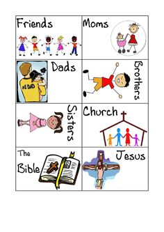 2 Kings Prayer prompt cards for preschoolers. Print and cut out. Toddler Sunday School, Sunday School Lessons, Sunday School Crafts, Preschool Bible Lessons, Bible Activities, Preschool Crafts, Kids Crafts, Catholic Kids, Kids Church