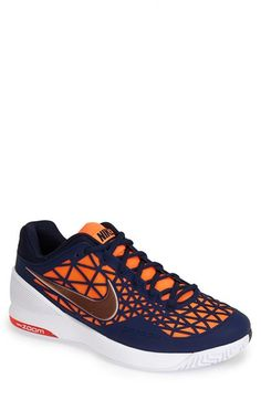 quality design 19c56 3b678 Men s Nike  Zoom Cage 2  Tennis Shoe Running Sneakers, Running Shoes Nike,