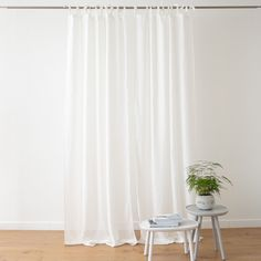 The Garza curtain with rod pocket is a super-light curtain with a delightfully sheer quality. It hangs beautifully and will add a simple elegance to your interior. Rod Pocket Curtains, Linen Curtains, Curtain Fabric, Simple Elegance, Elegant, Curtain Lights, Off White, Luxury, Interior