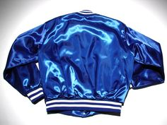 Satin jackets...we all had one of these in the 80's!!
