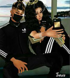 Follow me on imvu: QueenTeranie #imvugoals #couple #style ;)