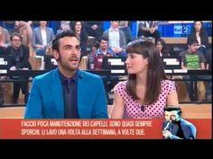 Quelli che - Intervista a Marco Mengoni 14/04/2013 @mengonimarco #Eurovision