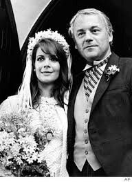 Natalie Woods wedding in 1969 to producer Richard Gregson