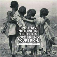 True richness ~ETS #friends