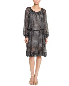 Spotted this Gerard Darel Black Dot Silk Dress on Rue La La. Shop (quickly!).