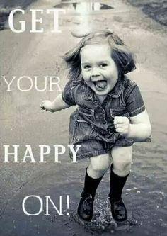 Iloisella asenteella eteenpäin!