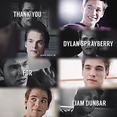 #DylanSprayberry #LiamDunbar #TW