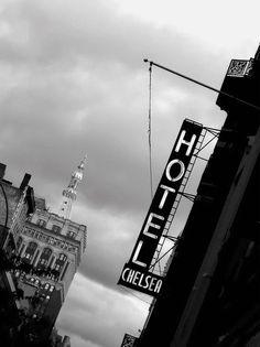 Meredith Fleischer - CHELSEA HOTEL, New York. S)