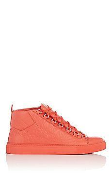 Arena High-Top Sneakers